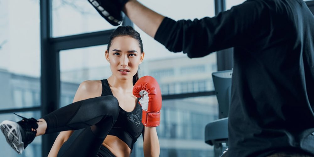 Get fit by boxing
